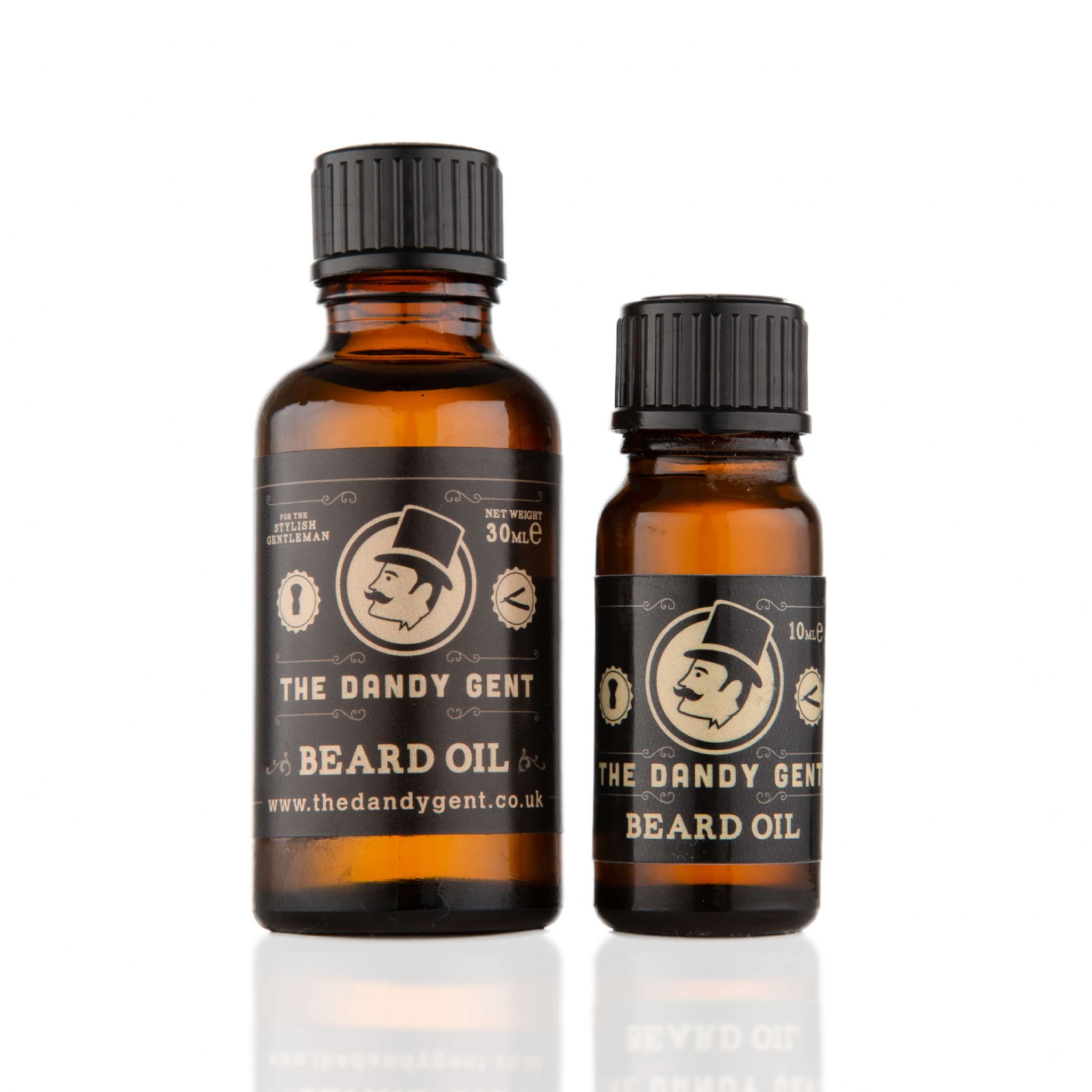 Rose & Tobacco Beard Oil